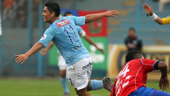 Al fin arriba. Irven Ávila sumó nueve goles, los mismos que Junior Ross. (USI)