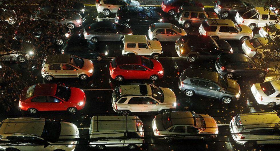 Ciudades del sur de Chile se quedaron sin luz por fuertes vientos. (EFE)