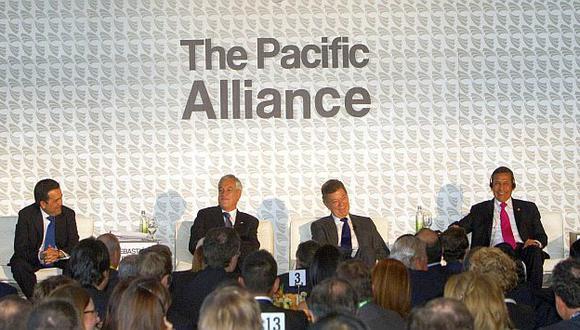 Los presidente del bloque latinoamericano se reunieron en setiembre en Nueva York. (EFE)