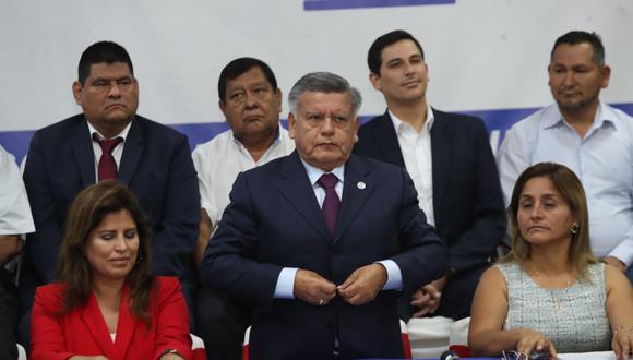 César Acuña es el único precandidato presidencial por APP (GEC)