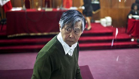 Sala revisará condena de 25 años de prisión a Fujimori. (AFP)