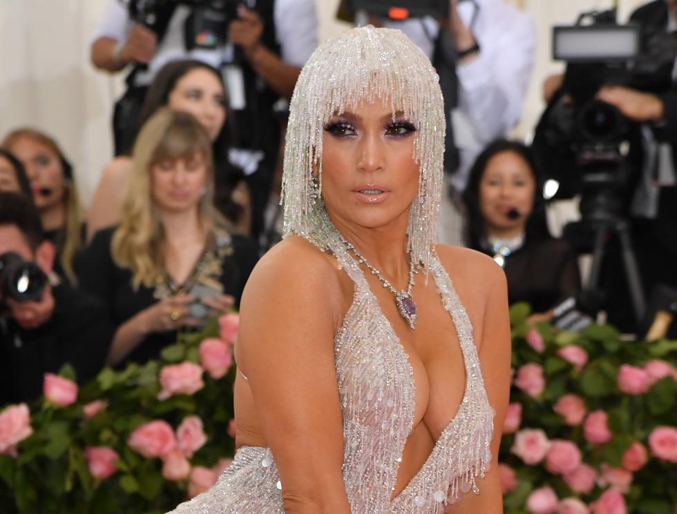 Jennifer Lopez y Álex Rodríguez se robaron las miradas a su llegada a los MET Gala 2019