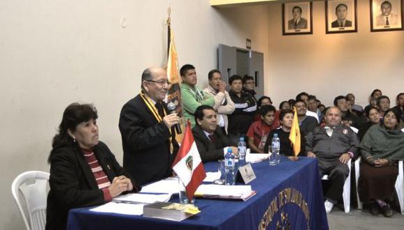 Adolfo Ocampo dijo que no existen pruebas en su contra. (Difusión)