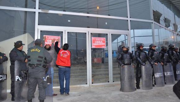 Municipio de San Martín de Porres demolerá terminal ilegal ubicado en Fiori. (Difusión)