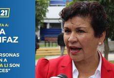 """Nora Bonifaz: """"las personas que rodean a Patricia Li son cómplices"""""""