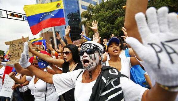 Venezuela por el camino del naufragio. (Reuters)