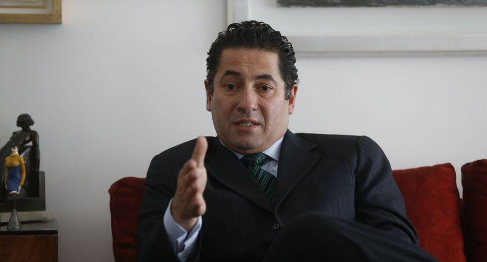 Salvador Heresi, ex congresista de Peruanos por el Kambio (PpK).  (Mario Zapata)