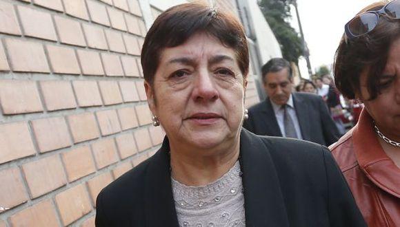 Margarita Patiño, viuda del periodista Hugo Bustíos, murió en un accidente de tránsito. (Perú21)
