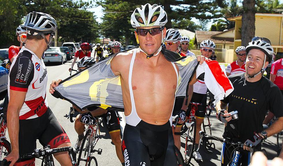 Lance Armstrong fue despojado de sus siete Tour de France y de millonarios auspicios tras el control de dopaje. (Fuente: AFP)