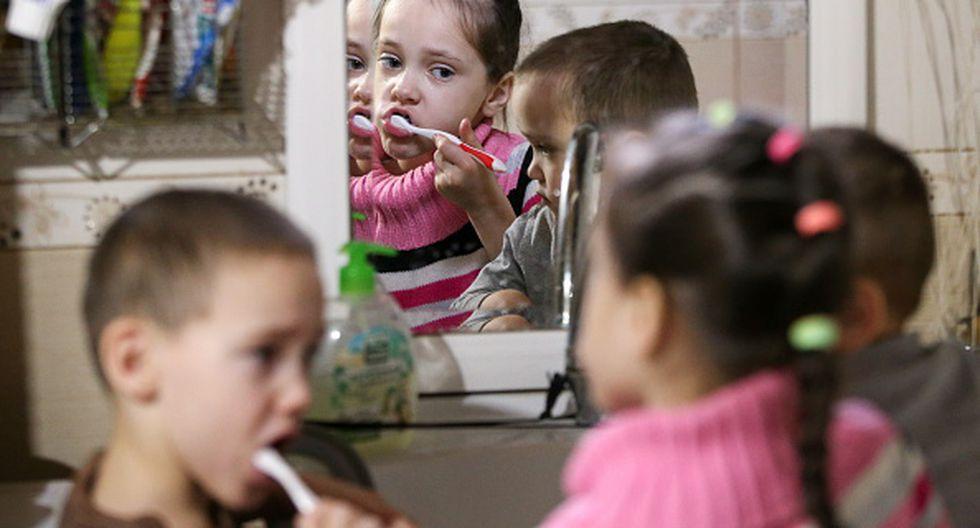 Niña muere intoxicada por pasta dental