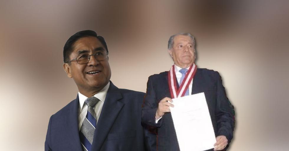 César Hinostroza y juez Ángel Romero hablan sobre la sentencia que absuelve a violador.