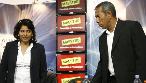 Wilmar Valencia le respondió a Susana Cuba, administradora temporal de Alianza Lima. (Perú21)