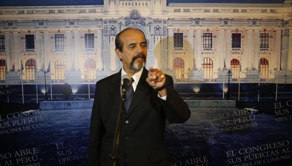 """""""Nos espera una campaña electoral abusiva"""", afirma. (César fajardo)"""