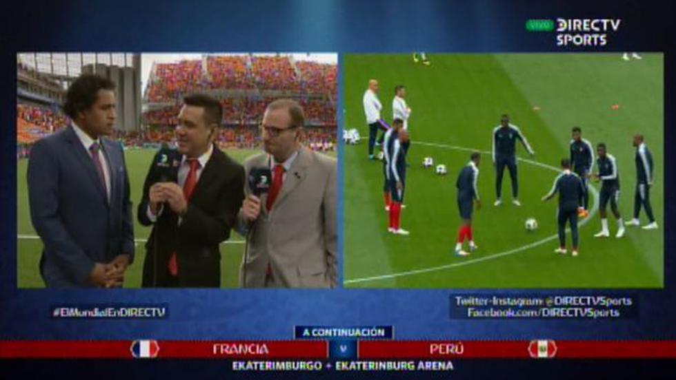 (Con imágenes de la FIFA difundidas por DirecTV Sports)