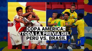 Perú vs. Brasil: Mira la previa del debut 'bicolor' en la Copa América 2021