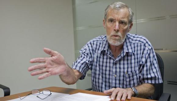 Andrew Swarthout, presidente ejecutivo de la compañía, dijo que se insistirá con Santa Ana. (USI)
