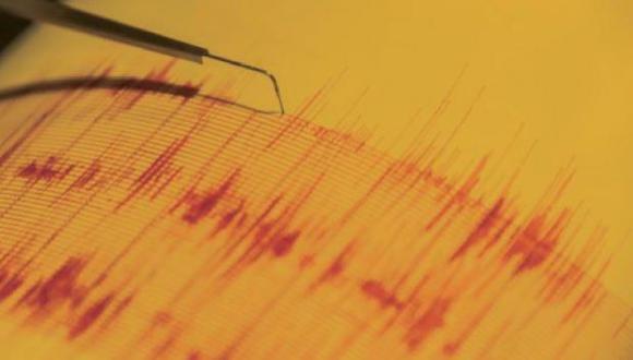 El sismo tuvo una profundidad de 120 kilómetros.