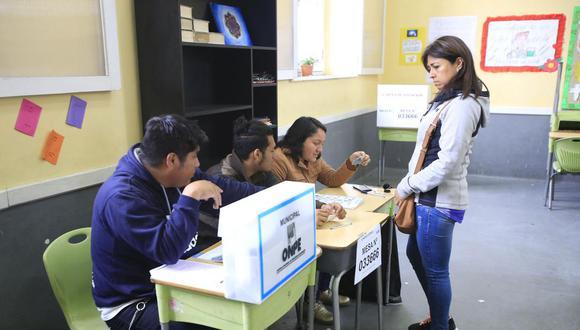 La ONPE señaló una serie de protocolos que se deben cumplir al momento de participar de las elecciones internas de los partidos políticos. (Foto: GEC)