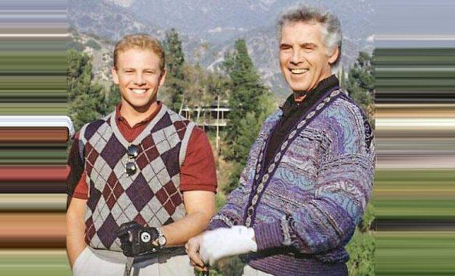 """Falleció Jed Allan, el actor que interpretó al padre de Steve Sanders en """"Berverly Hills, 90210"""". (Foto: @ianziering)"""