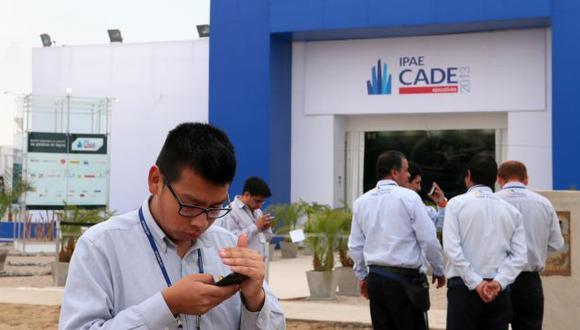 Evento buscará que el sector privado y el público trabajen de la mano. (Andina)