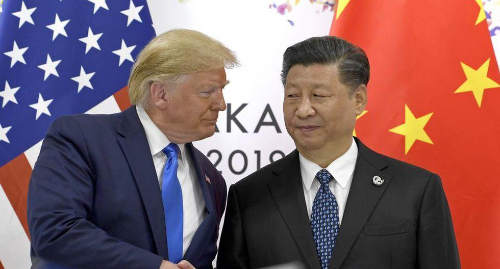Washington y Beijing prevén seguir aumentando los aranceles sobre sus respectivas exportaciones hasta fin de año. (Foto: AFP)