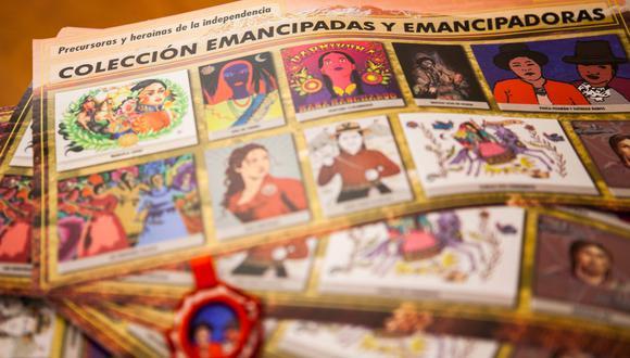 'Emancipadas y emancipadoras' se realiza en el Centro Cultural de España (Difusión).