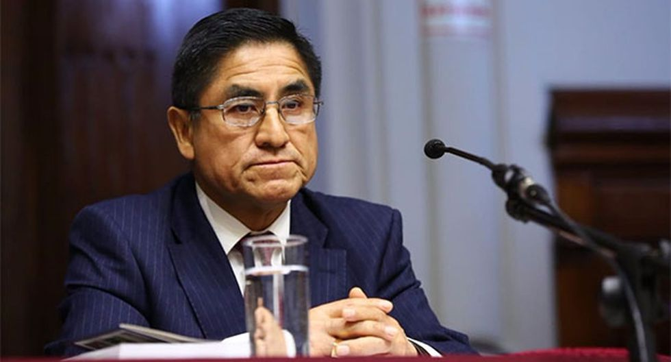 Juez supremo César Hinostroza fue destituido e inhabilitado por 10 años por el Congreso de la República. (Foto: Agencia Andina)