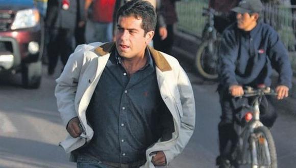 Martín Belaunde Lossio se encuentra en Bolivia a la espera que se apruebe su pedido de asilo. (Perú21)