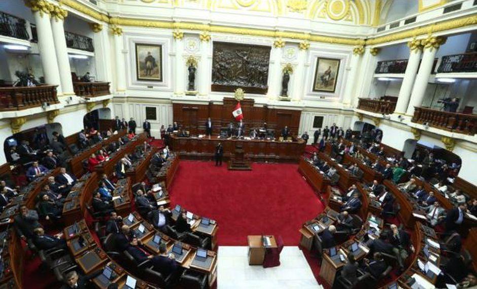 En 23 días, excongresistas perderán su inmunidad parlamentaria. | GEC
