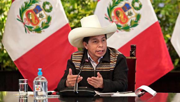 El presidente Pedro Castillo sostendrá reuniones bilaterales con sus homólogos de Bolivia, Luis Arce; y de Argentina, Alberto Fernández, en México. (Foto: Presidencia)