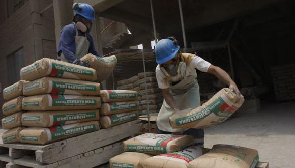 Despachos de cemento crecieron 7.15% durante el 2013. (USI)