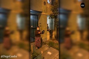 Surco: vecinos realizan 'cacerolazo' en contra de vacancia presidencial