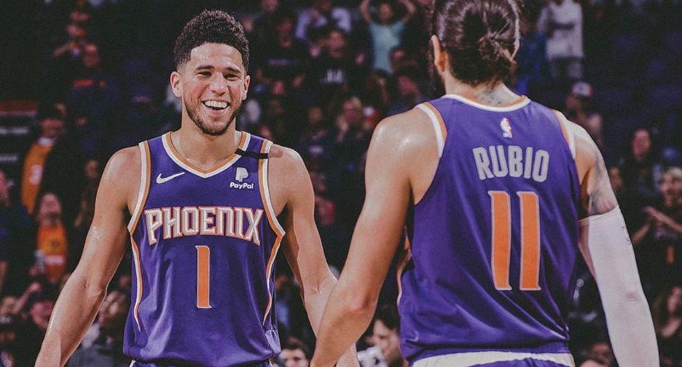 Phoenix Suns está valorizado en 1625 millones de dólares (Foto: Phoenix Suns)