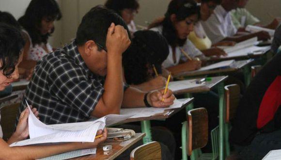 Tumbes: Profesores desaprobados en examen igual serán contratados. (USI)
