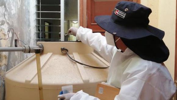 Las familias deben hacer con anticipación la autoinspección y control físico de sus hogares. (Minsa)