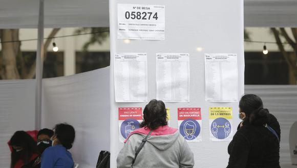 El JNE dispuso que los trámites para justificaciones y dispensas de pago de multas electorales se desarrollen de manera virtual a través de su página web. (Foto: Violeta Ayasta/ GEC)