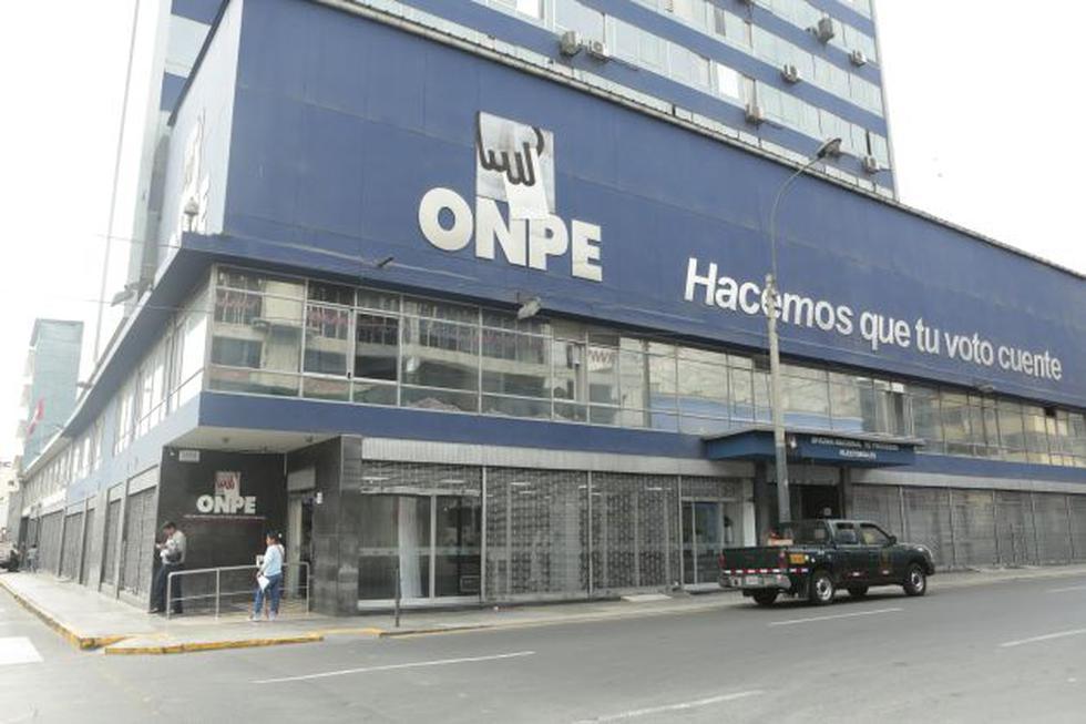 La Onpe está en la ojo de la polémica tras denuncias de presuntas irregularidades. (Perú21)