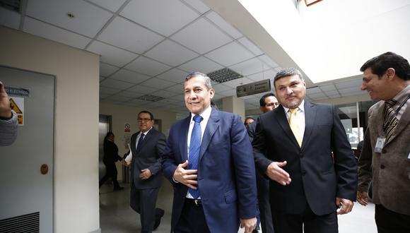 El ex presidente Ollanta Humala es investigado por el presunto delito de lavado de activos. (Piko Tamashiro)