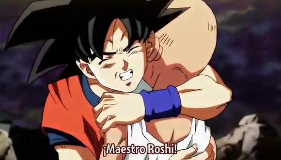 El Maestros Roshi se convirtió en el protagonista de la nueva jornada de 'Dragon Ball Super'.
