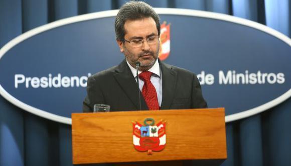 ¿En capilla? Su actitud confrontacional con la oposición empieza a pasarle la factura a Jiménez. (Rafael Cornejo)