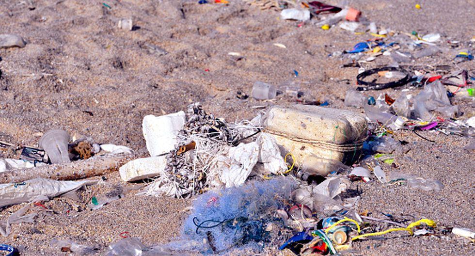 """""""¿Y esas bolsas plásticas dónde terminan? En los vertederos, en los campos, en la cordillera, en el mar"""", se quejó el mandatario. (Getty Images)"""