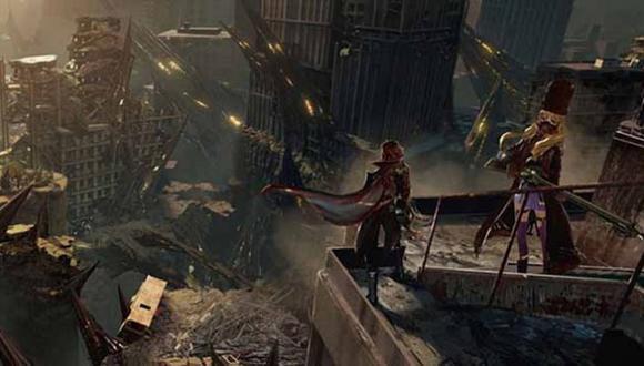 'Code Vein' llegará el próximo 27 de setiembre a PS4, Xbox One y PC.