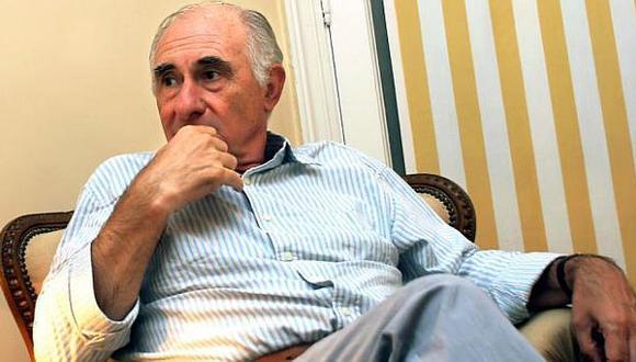 Fernando de la Rúa renunció a la Presidencia de Argentina en 2001. (La Voz)