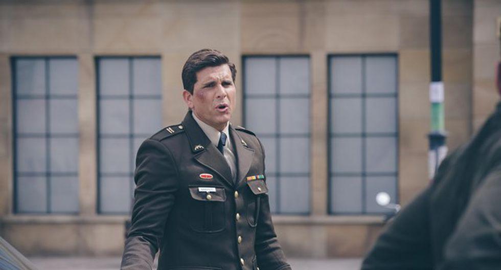 Christian Meier será Oscar Naranjo, el general que negoció la paz con las FARC, en nueva serie de Fox. (Fox)