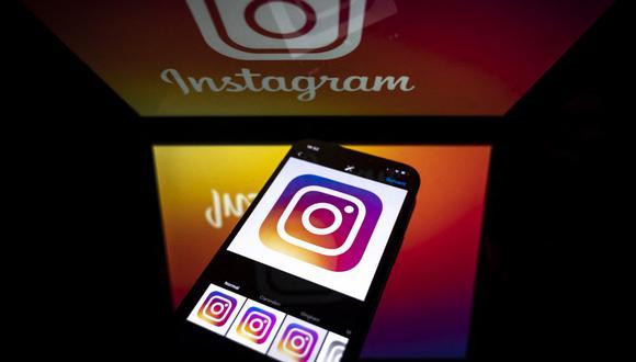 La compañía también ha introducido novedades para evitar que determinadas cuentas de adultos puedan interactuar con los usuarios menores de edad en Instagram. (Lionel BONAVENTURE / AFP)