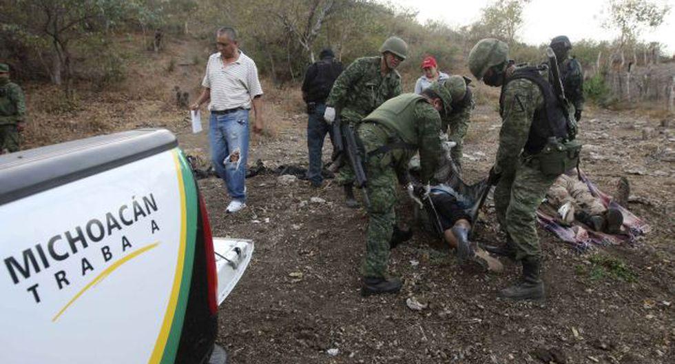 EXTIENDE SUS TENTÁCULOS. Crimen organizado empieza a azotar la capital y los lugares turísticos. (Reuters)