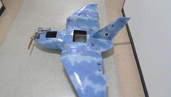 Corea del Norte posee cientos de drones listos para atacar, según Seúl. (AP)