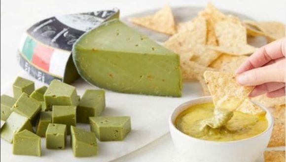 Empresa lanza queso con sabor a palta ¿Te animarías a probarlo?  (Foto: Instagram)