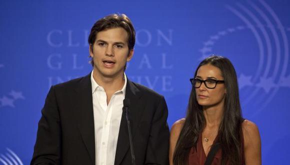 Kutcher dio el primer paso. (Ramin Talaie/Bloomberg)