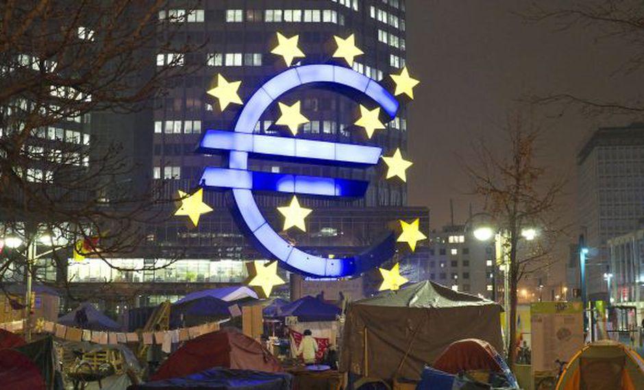 Banco Central Europeo extiende su programa de estímulo. (EFE)